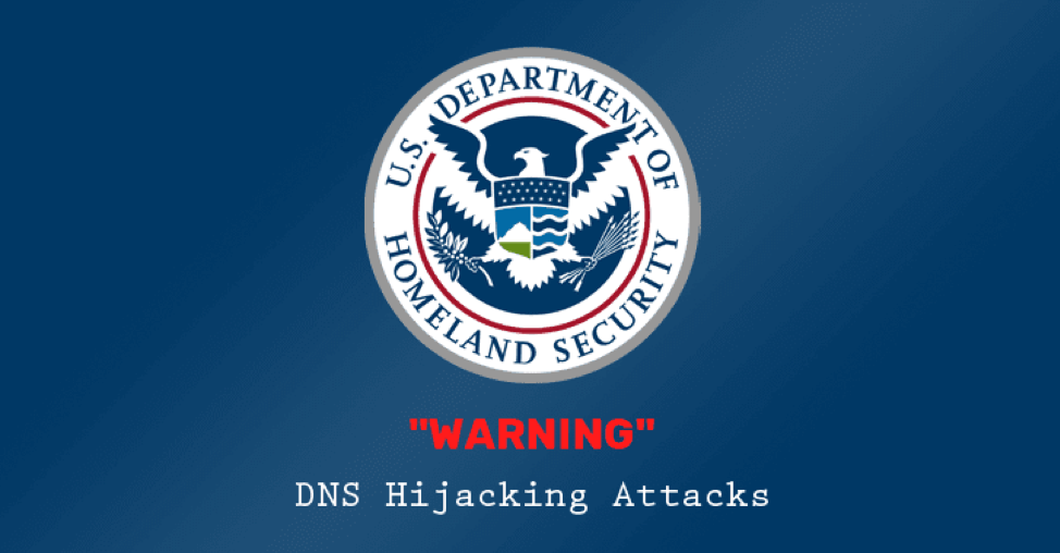 DHS DNS Security Order
